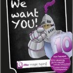 We want You - Trainer*in und Lehrer*in gesucht